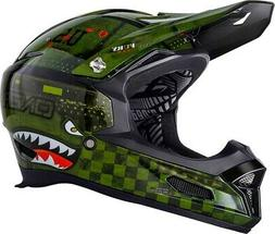 2020 O'Neal Fury RL2 Warhawk Bicycle Helmet Adult Mountain B