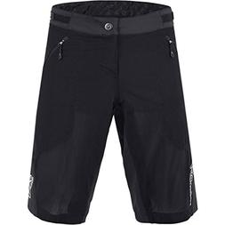 Troy Lee Designs Skyline Air Short Shell - Men's Solid Black