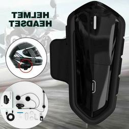 BT-S2 bluetooth Motorcycle Helmet Headset Waterproof Microph
