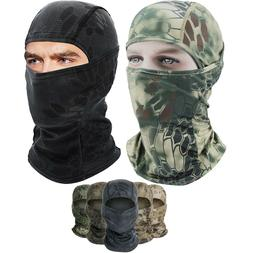 Camo Tactical Motorcycle Cycling Hunting Outdoor Ski Face Ma