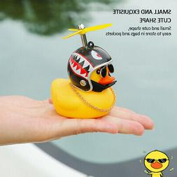 cute helmet propeller duck kids bike bicycle