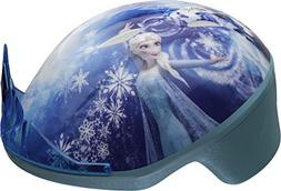 Frozen Toddler Bike Helmet with Tiara