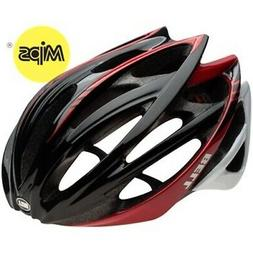 BELL Gage Mips Bike Helmet - Red and Black -