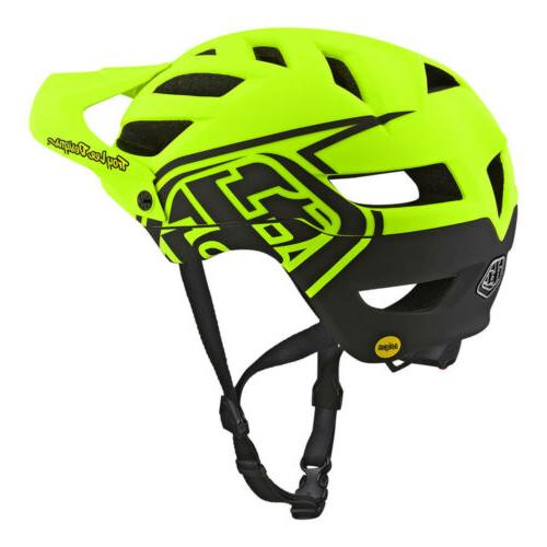 2018 TLD Troy Designs A1 Classic Mountain Bike Helmet Cycling Cycle