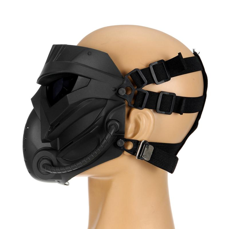 Tactical Combat Full Mask Motorcycle