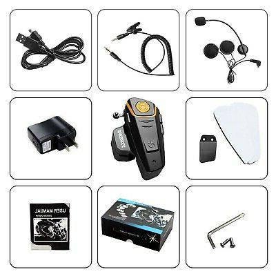 Yideng for Helmet Interphone