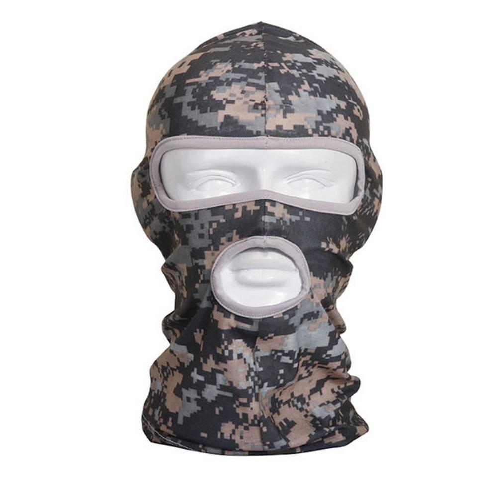 Camo Tactical Hunting Face