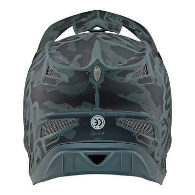 Troy Fiberlite Factory Bike Helmet Matte Camo Sizes