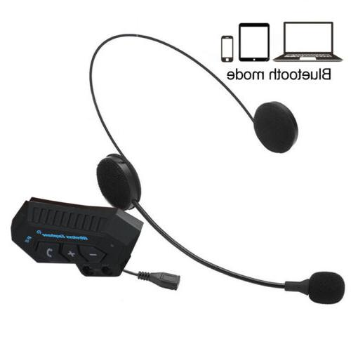 Helmet Headset Speaker Call