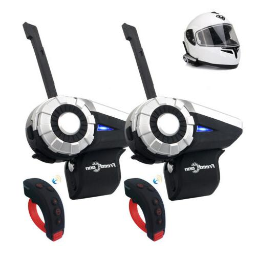 Motorcycle Bluetooth Systems T-Rex+Remote X2