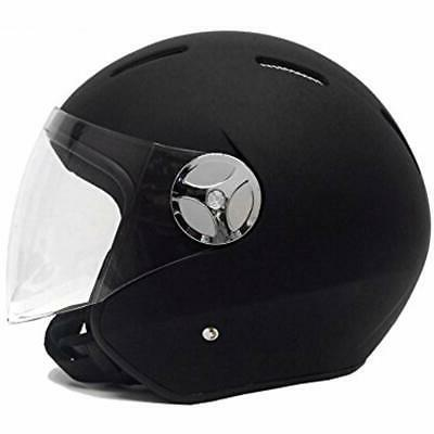 Motorcycle Scooter PILOT Face DOT Matte LARGE