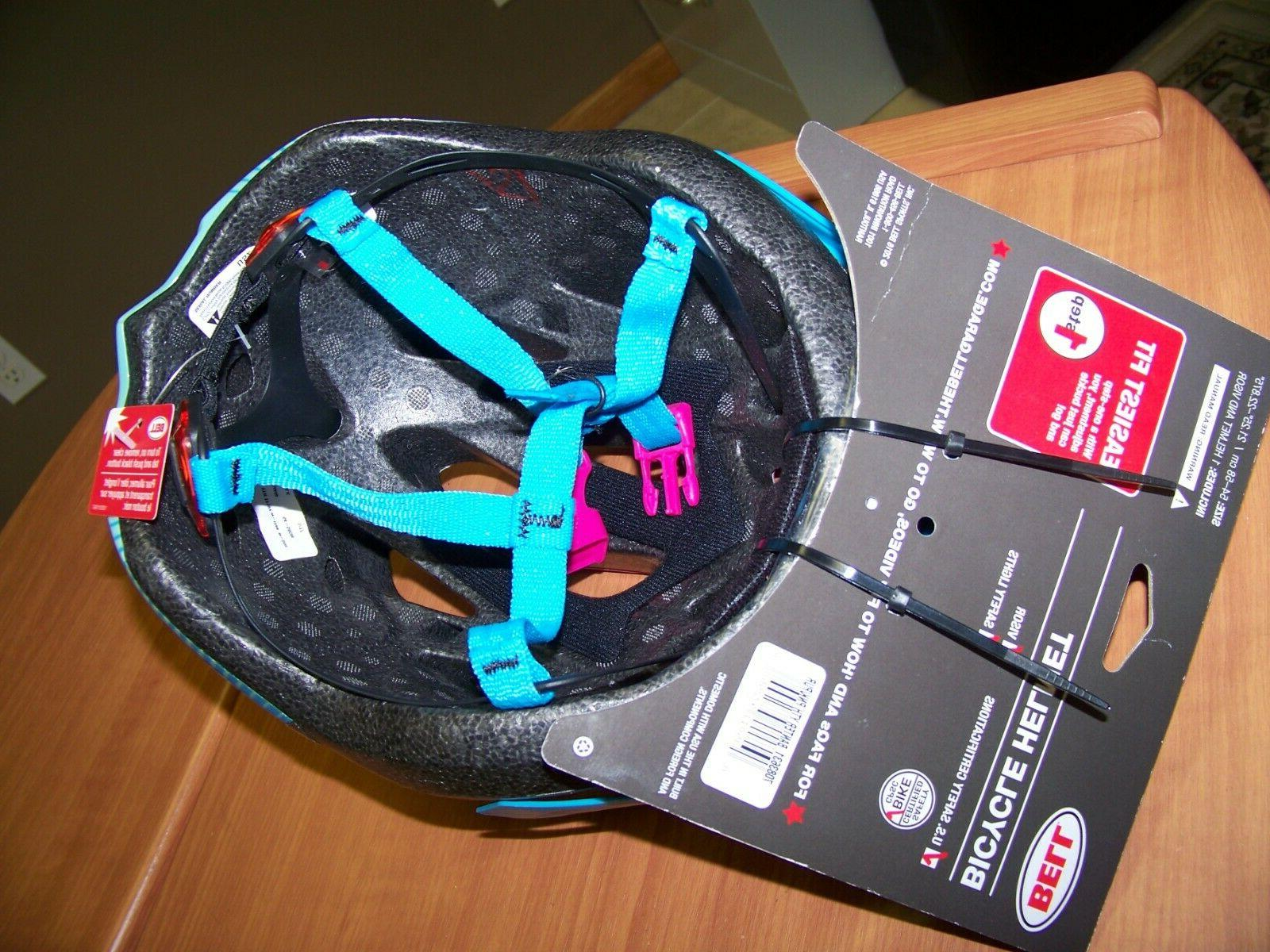 NEW!! Bell Banter Bike Bicycle Helmet with and safety 8-14