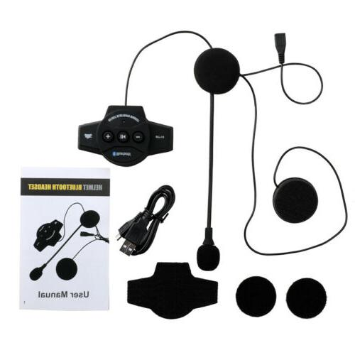 Rechargeable Headset Headphone with Mic A+