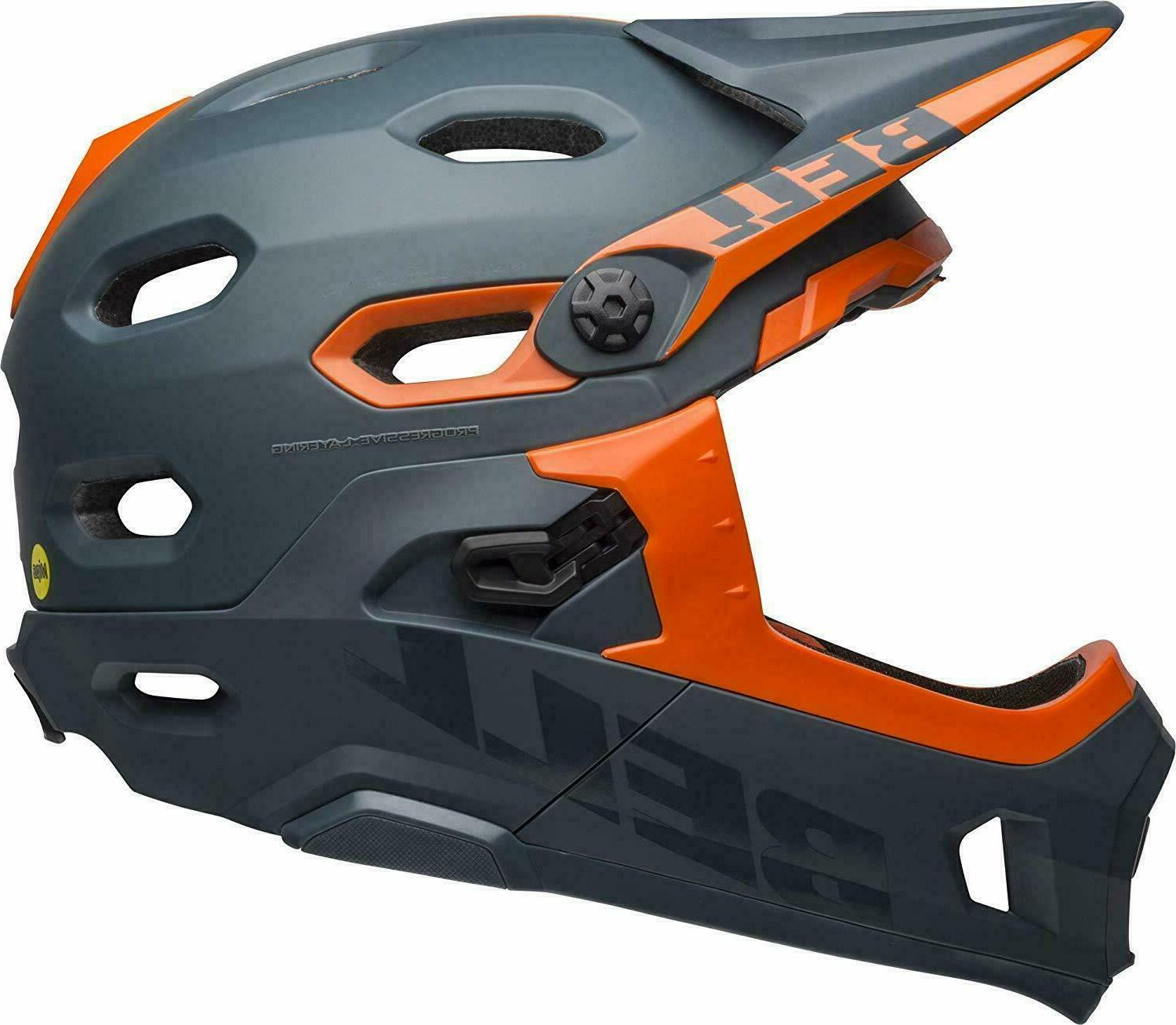 Bell DH MIPS Adult Bike - Matte/Gloss Large