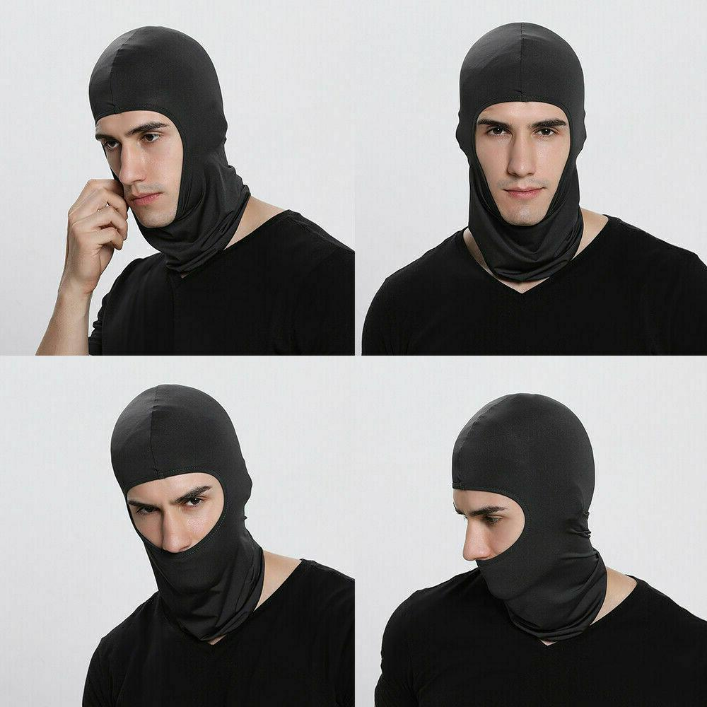 Thin for Motorcycle Cycling Helmet Liner Face cover Sunscreen