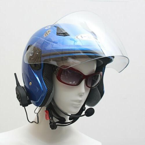 Intercom For Motorcycle