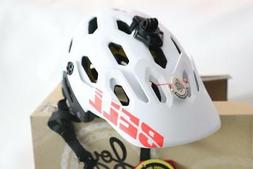 New Bell Super 2 MIPS Mountain Bike Helmet Small Matte White