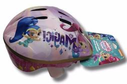 Nickelodeon Shimmer & Shine Toddler Bike Helmet Ages 3 and U