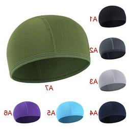 Quick Mens Drying Hat Motorcycle Bicycle Helmet Liner Hat Sp