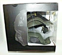 Tactical Retro Medieval Iron Warrior Motorcycle Airsoft Helm