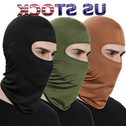 Thin Balaclava for Motorcycle Cycling Helmet Liner Full Face