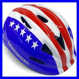 Toddler's Bike Helmet For Kids Adjustable From Toddler To Ch