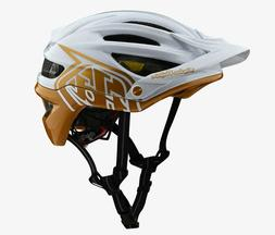 Troy Lee A2 Mountain Bike Helmet A2 W/MIPS DECOY PEARL WHITE