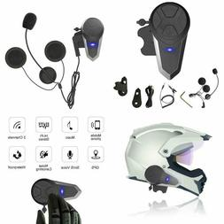 Yideng Bluetooth Headset Motorcycle Helmet Bt-S3 1000M Full-